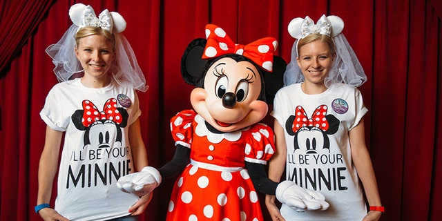 """""""I wanted to meet Mickey and Minnie so bad!"""" Kassie exclaimed of the highlight."""