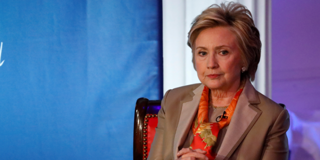 Democratic presidential nominee Hillary Clinton in a file photo.
