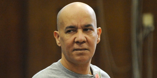 Pedro Hernandez in Manhattan criminal court in New York.
