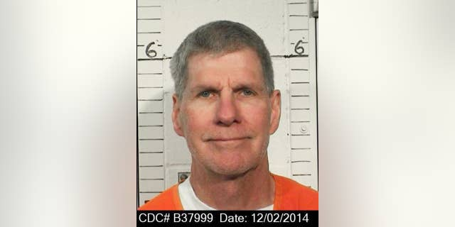 "Charles ""Tex"" Watson in a Dec. 2, 2014 photo provided by the California Department of Corrections and Rehabilitation. California officials have denied parole for Watson, the self-described ""right-hand man"" of murderous cult leader Charles Manson."