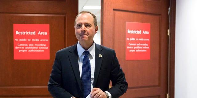Rep. Adam Schiff said Democrats would push to hold Bannon in contempt.
