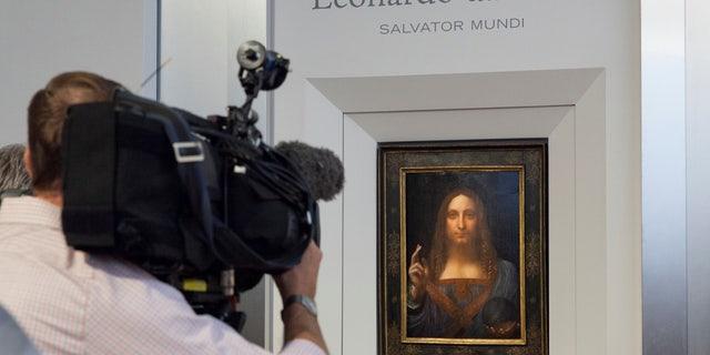 "Some scholars doubt ""Salvator Mundi"" was painted by Leonardo da Vinci."