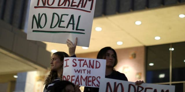 Federal court rules against President Trump on ending DACA