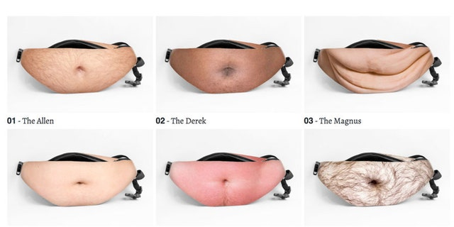The Dad Bag comes in various styles, allowing you to pick your perfect dad bod