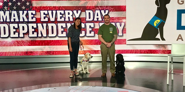 Canine Companions has even started a pilot program to train service dogs specifically for those suffering from post-traumatic stress disorder.