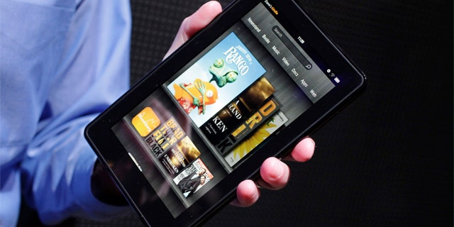 Amazon looks to have a strong holiday season with its new Kindle Fire tablet.