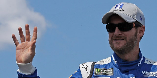 Dale Earnhardt Jr. will be the grand marshal for the Daytona 500.