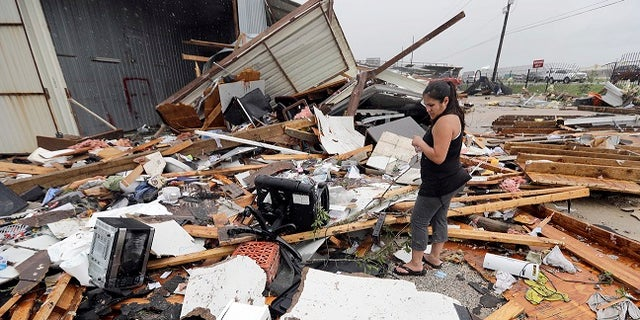 CoreLogic predicted the storm could leave about $40 billion in damages.