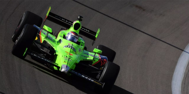 Patrick finished in the top 10 in six out of the seven Indy 500s she raced in.