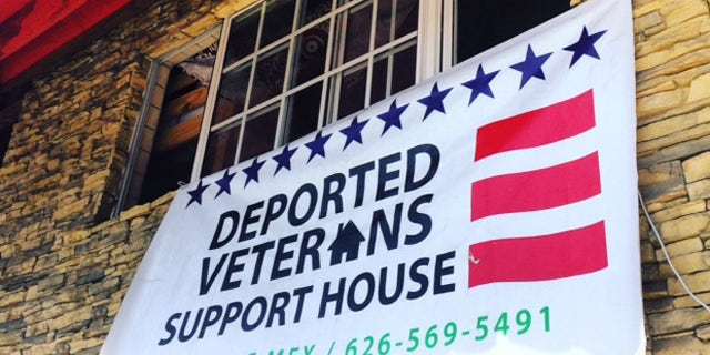 "Called ""The Bunker,"" the Deported Veterans Support House in Tijuana is fighthing for men like Torres."