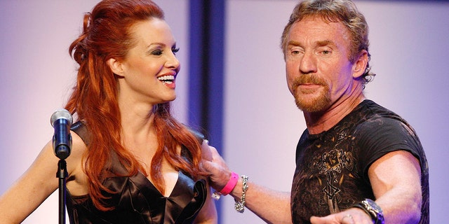 After their public divorce, Gretchen and Danny Bonaduce came together on stage at the FOX Reality Channel Really Awards on Sept. 24, 2008 at the Avalon Hollywood club in California.