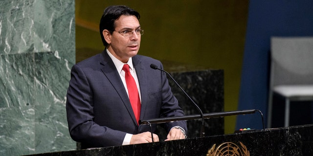 Israeli Ambassador to the United Nations, Danny Danon, said everyone needs to find his inner Oskar Schindler.
