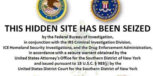 Federal authorities police the darknet, shutting down sites that offers services including murder, organs and private financial information. (Screengrab)
