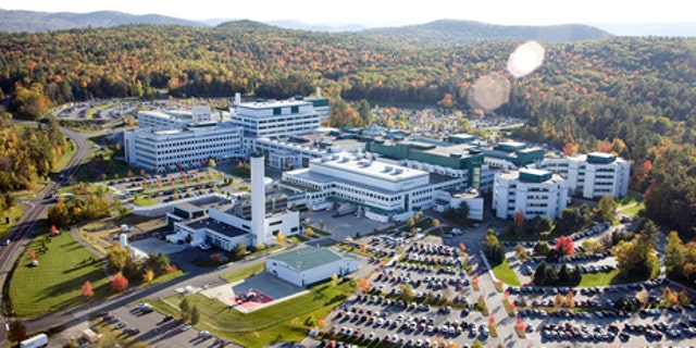Dartmouth-Hitchcock Medical Center is the largest hospital in New Hampshire.