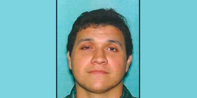 Mug shot for David Ernesto Murillo