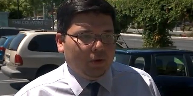 David Casarez said he's received over 200 job offers after he was pictured standing on a street corner handing out his resume.