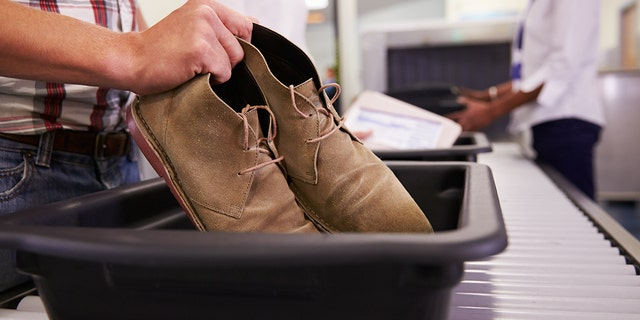 These health hazards are why you should never go through airport security barefoot