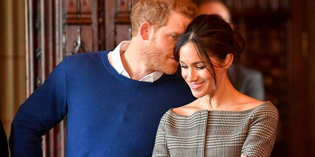 Britain's Prince Harry and American actress Meghan Markle are getting married on May 19.