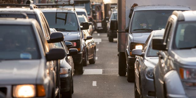 Washington D.C. traffic