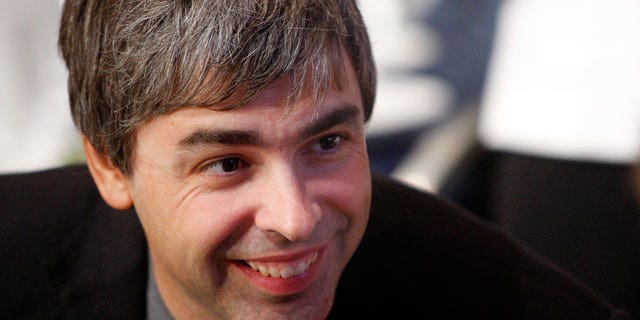 Google co-founder and CEO Larry Page, seen above, reportedly allowed a partying atmosphere to flourish during his company's early days.