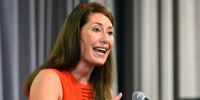 Kentucky Secretary of State Alison Lundergan Grimes.