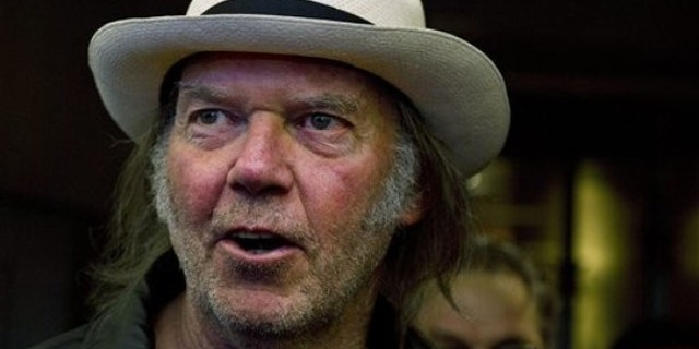 """""""I talked to Steve about it. We were working on it,"""" legendary rocker Neil Young said about a possible higher-definition music device."""