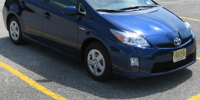 The 2010 Toyota Prius