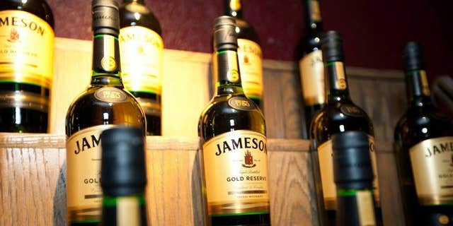 Over 2,500 cases of alcohol were stolen from a Dublin warehouse.