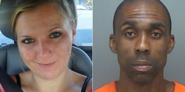 Cheyenne Snyder (left) was allegedly shot and killed by Angelo Beckford (right).