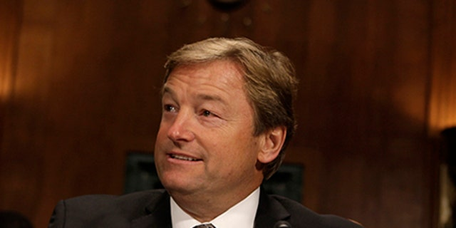 Sen. Dean Heller, R-Nev., is one of the most endangered incumbents in the 2018 midterms.