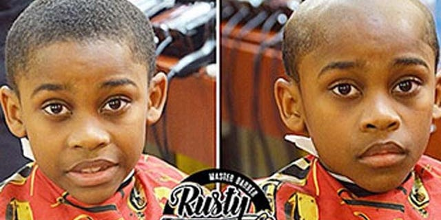 An Atlanta barber is offering free haircuts for parents who want to discipline their misbehaving children.