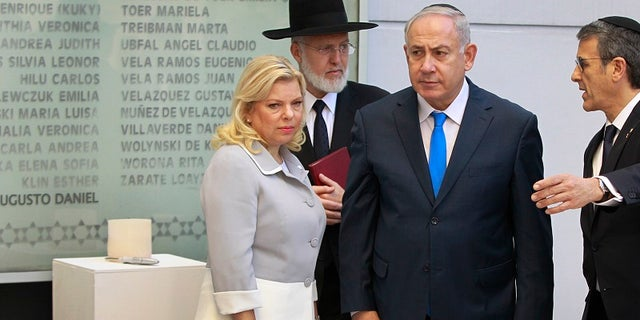 Benjamin Netanyahu and his wife, Sara, have come under fire for a slew of corruption allegations.