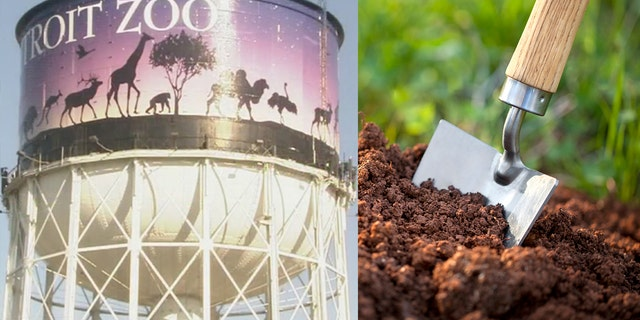 In an early Earth Day celebration, Detroit Zoo will be giving away free buckets of animal manure.