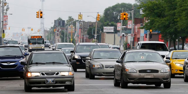City officials estimate that one out of every two motorists living in Detroit is taking to the road without any type of auto insurance coverage.