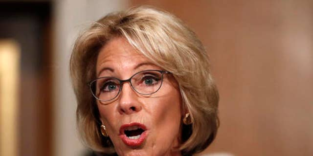 Education Secretary Betsy DeVos' widely talked about speech last week on college sex assault accusations – which was hailed by some and panned by others – came after she noticed a growing number of accusers being dragged through the mud without due process.