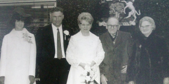 Arnold Hardy died on April 30, with his widow Amy dying on May 10.