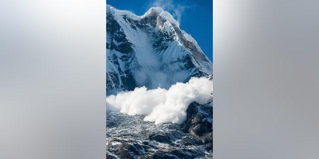 Beware Annapurna's dangerous avalanches.