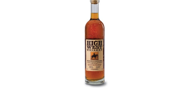 A spicy, sweet rye for cold winter nights.