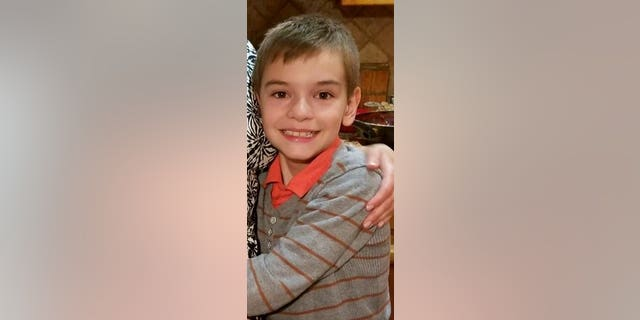 Daniel Morozov, 9, has been found safe after his mother was shot dead in California. (Santa Maria Police)