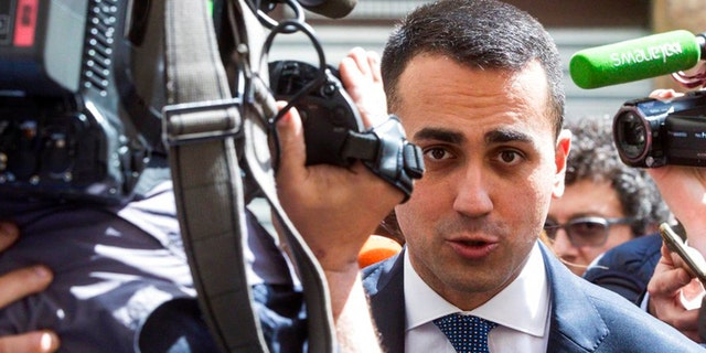 Five-Star Movement leader Luigi Di Maio is working to establish a populist government in Italy.
