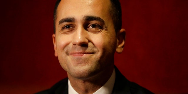 Five-Star's Luigi Di Maio is hoping to take his populist party into power.