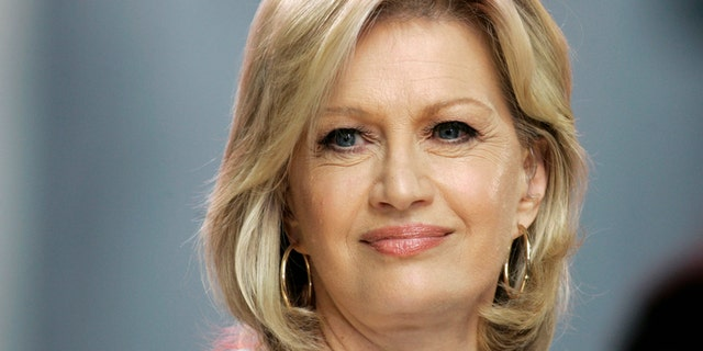 Diane Sawyer, the former face of ABC News, rarely appears on the network.