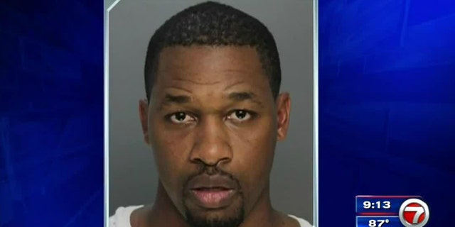 Dimitri Patterson was arrested Tuesday.