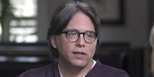 A screengrab of Keith Raniere.