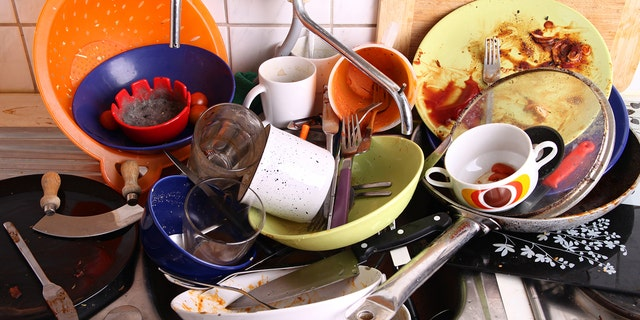 The lead author of the study explained that while other chores like gardening and cooking come with compliments at the end, doing the dishes is a truly thankless job.