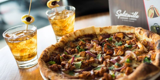 From smoked brisket and pulled-pork sandwiches to sangria and Old Fashioneds, there's plenty to choose from.