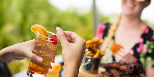 Guests can explore 18 shops and restaurants in the area for a taste of the new menu items, all featuring the Kentucky spirit.