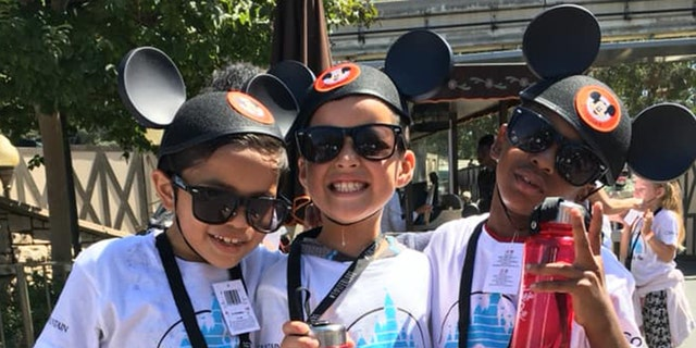 """On September 22 and 23, the nonprofit group Together We Rise threw a """"Disney Days"""" event for children in the foster care system, local to the Anaheim, Calif. area."""