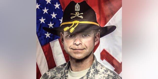 The attack killed Command Sgt. Maj. Timothy A. Bolyard, the Pentagon said.