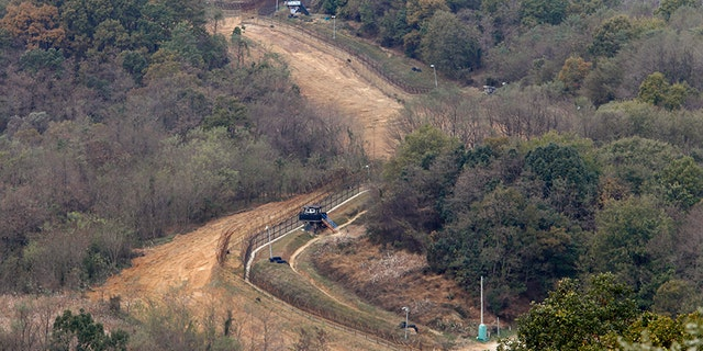 "A ""low-ranking"" North Korean soldier reportedly defected to South Korea on Thursday, marking the second time in two months a soldier from the North has done so."